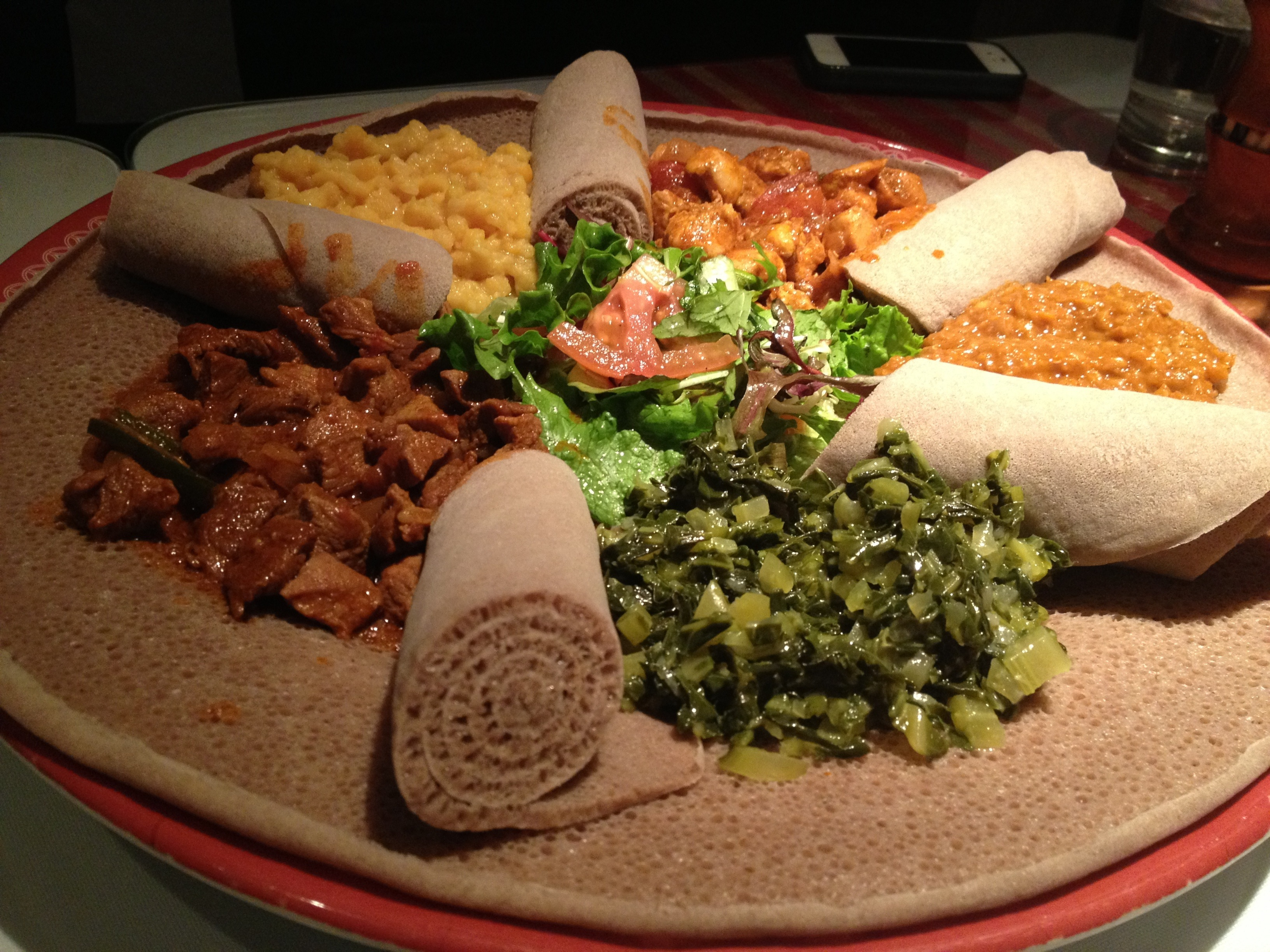 Ethiopian food and coffee pero restaurant and lounge for Abyssinia ethiopian cuisine