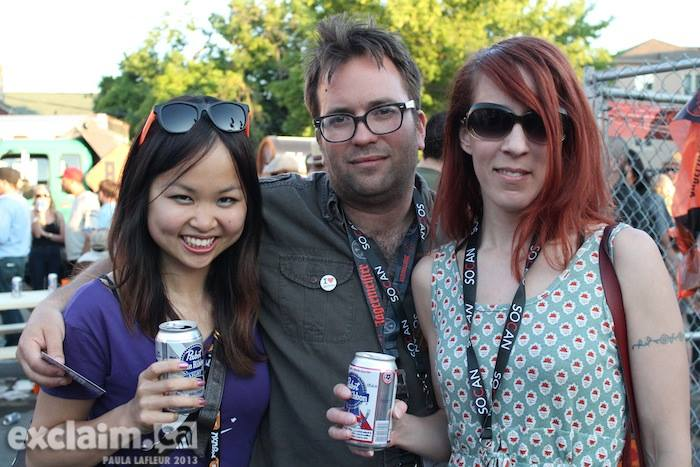 Found my old NXNE friend Jessica Stuart!