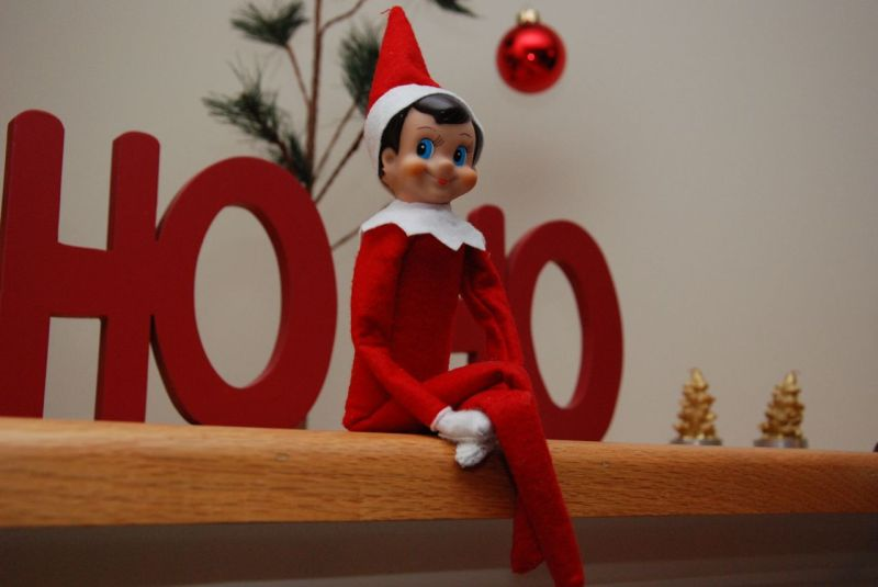 Elf On The Shelf Is The World's Most Frightening Christmas Trend