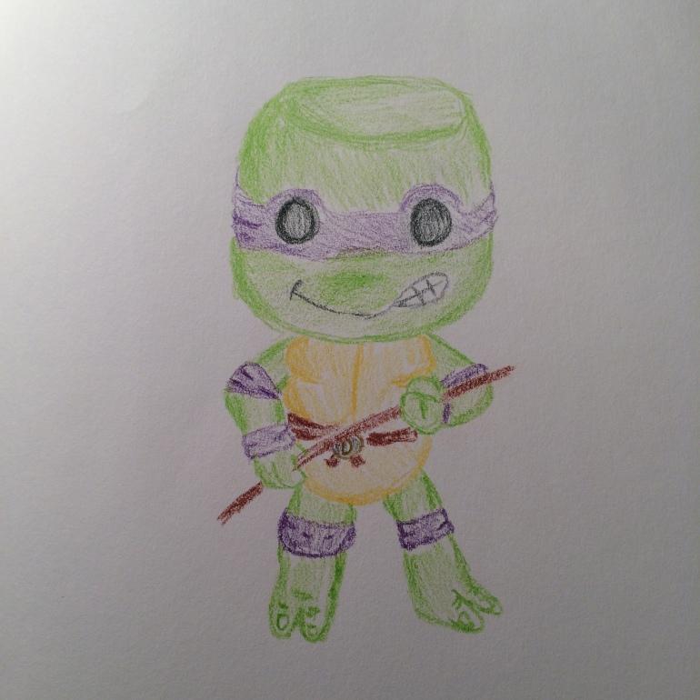 Funko Donatello