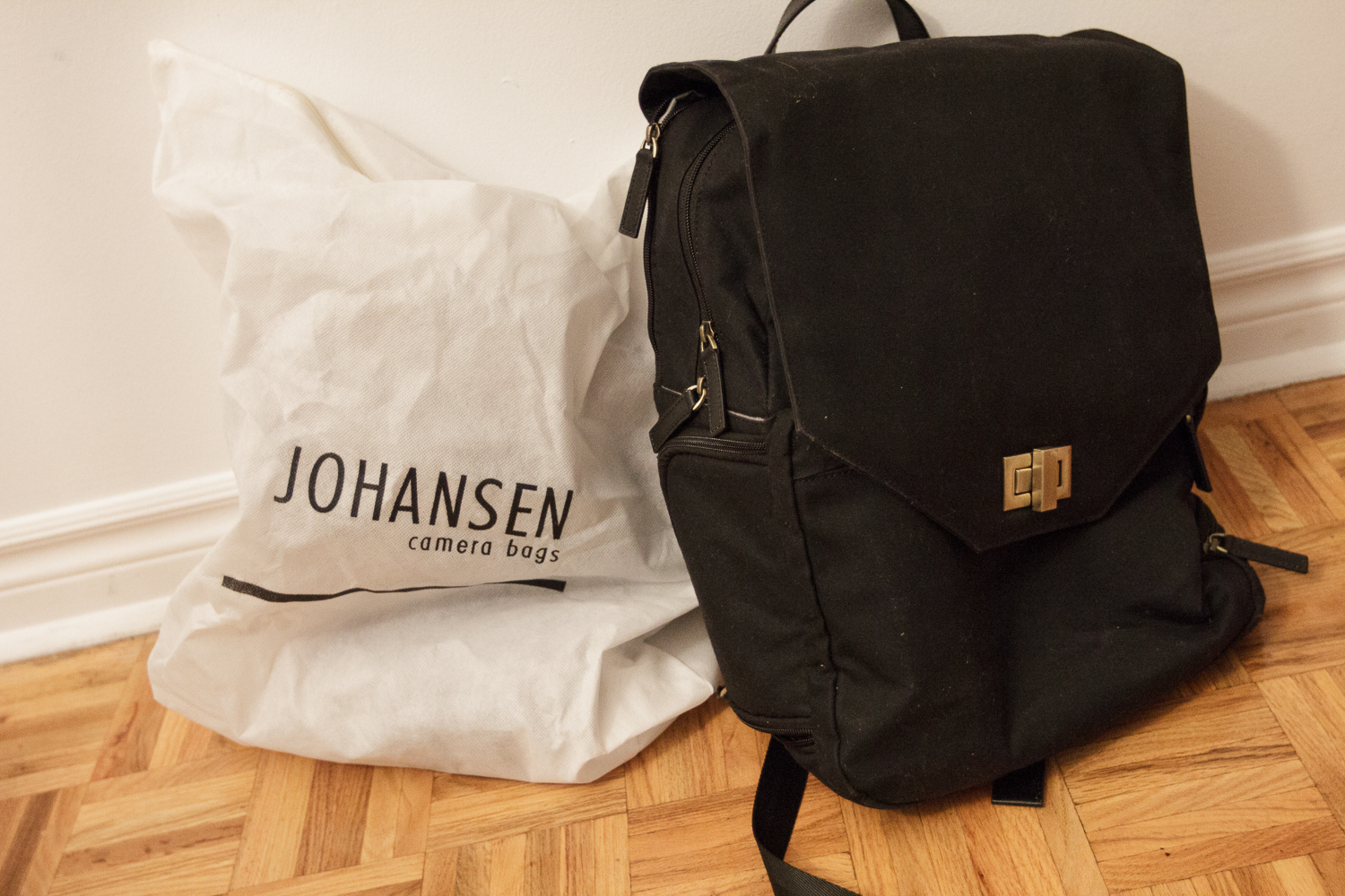 I bought myself a new camera backpack from Johansen Camera Bags. All the  bags on their website are super cute and fashionable