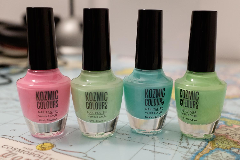 Dollarama Reviews: Kozmic Colours – Tiana Feng
